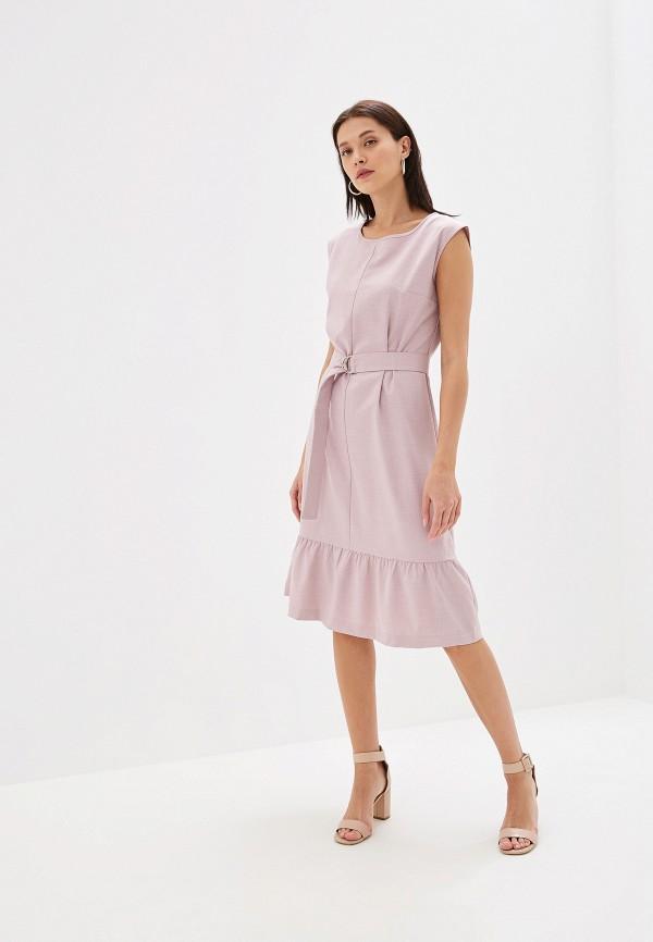 Платье Eliseeva Olesya цвет розовый