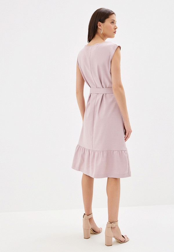 Платье Eliseeva Olesya цвет розовый  Фото 3