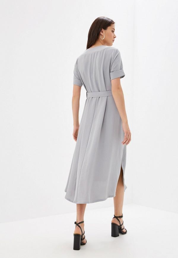Платье Eliseeva Olesya цвет серый  Фото 3