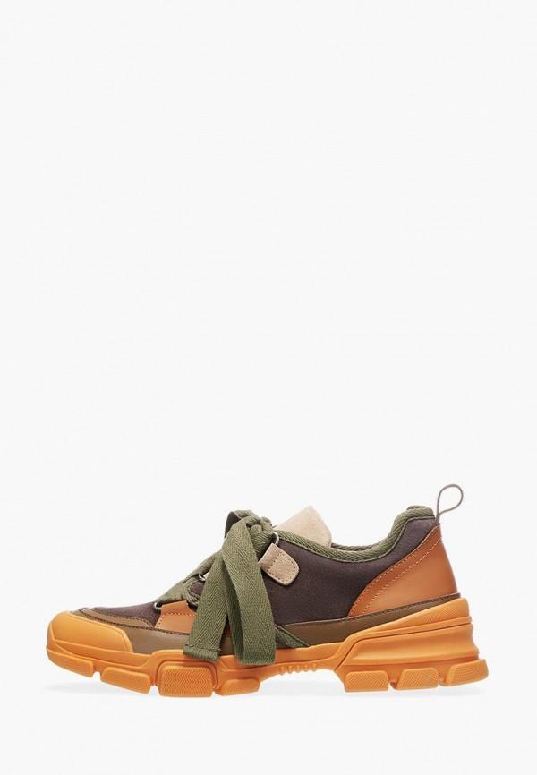 женские кроссовки emmelie delage, разноцветные