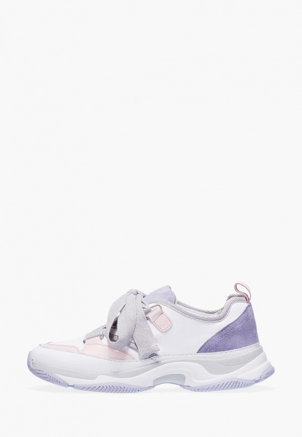 женские кроссовки emmelie delage, белые