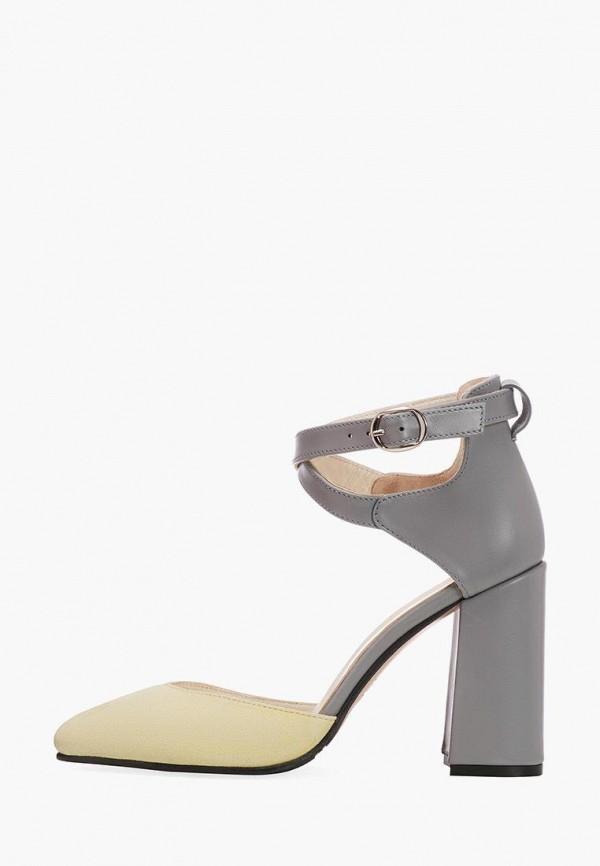 женские туфли emmelie delage, разноцветные