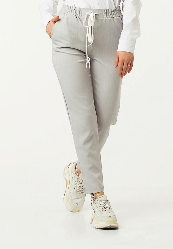 женские повседневные брюки lilove, серые