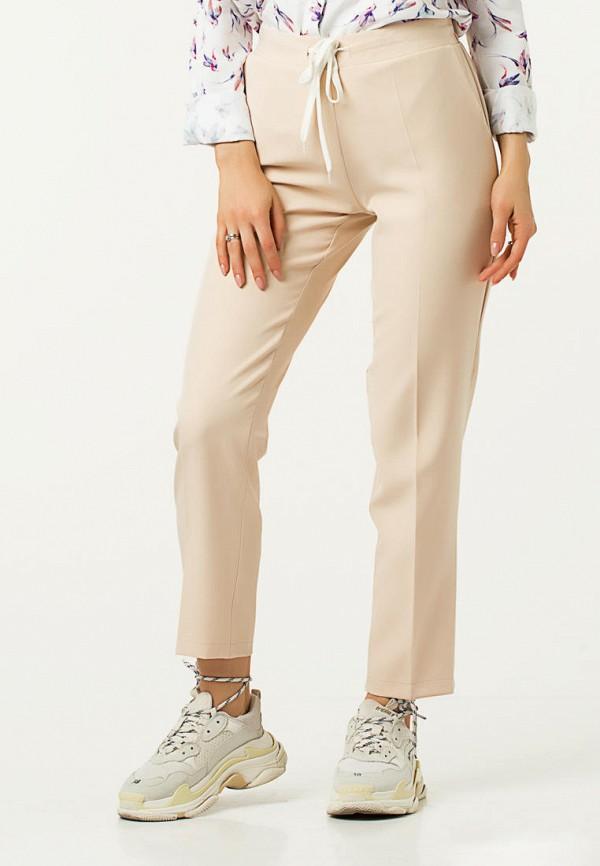 женские повседневные брюки lilove, бежевые