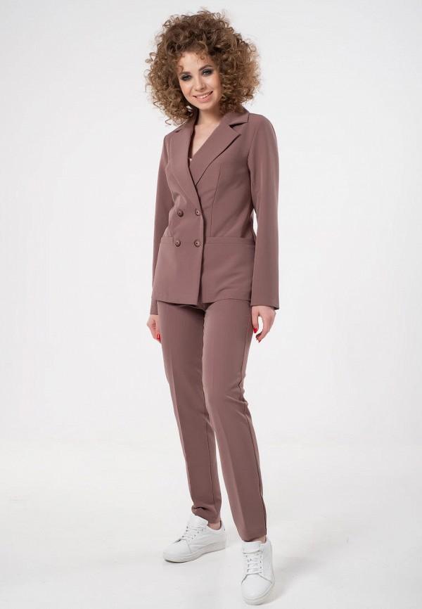 Костюм Irma Dressy цвет коричневый