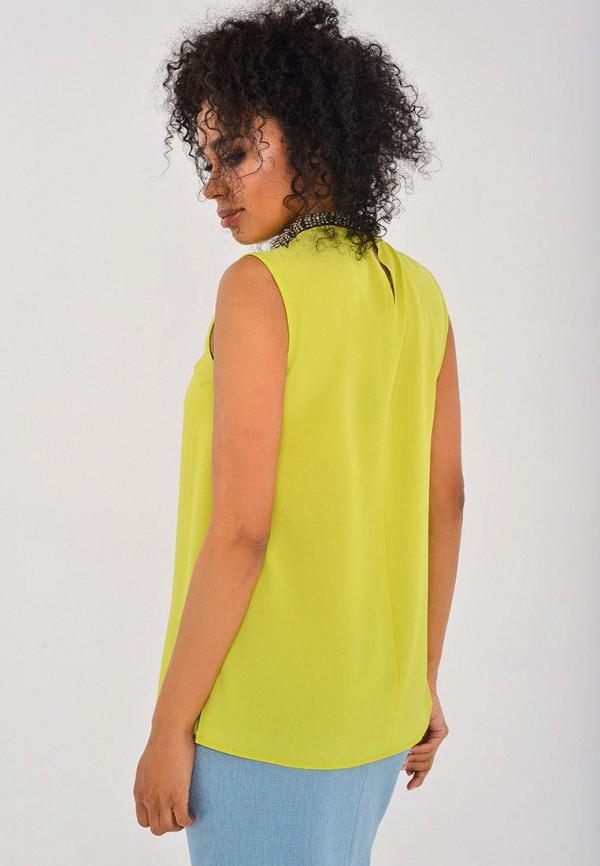Блуза Mondigo цвет зеленый  Фото 3