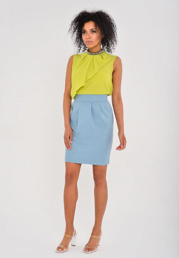 Блуза Mondigo цвет зеленый  Фото 2