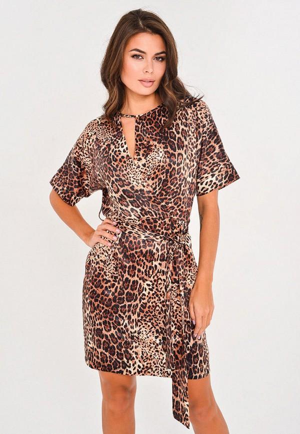 Платье Mondigo цвет коричневый
