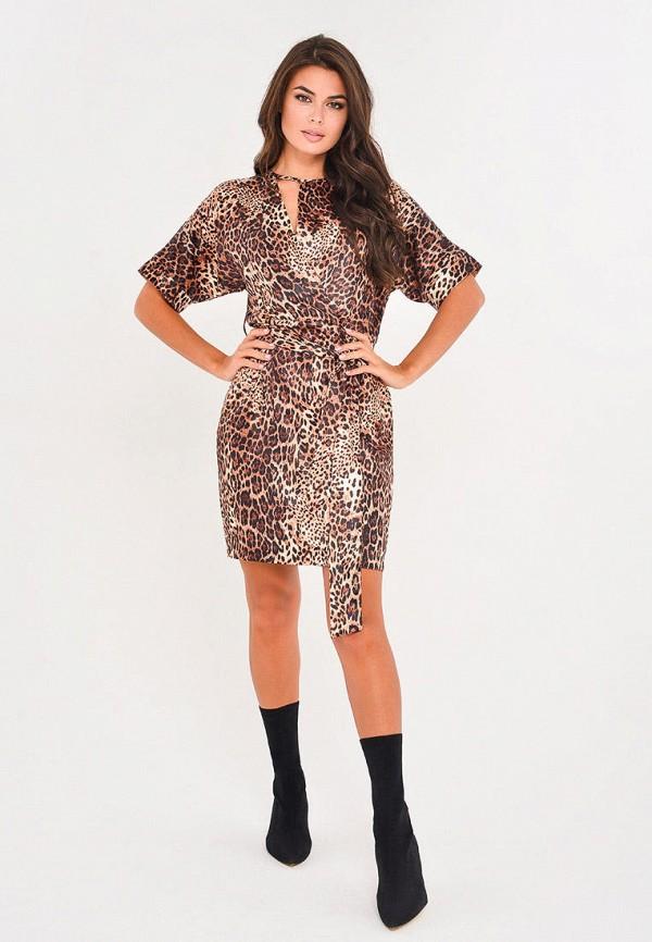 Платье Mondigo цвет коричневый  Фото 2