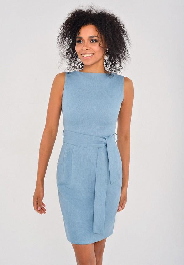 Платье Mondigo цвет голубой