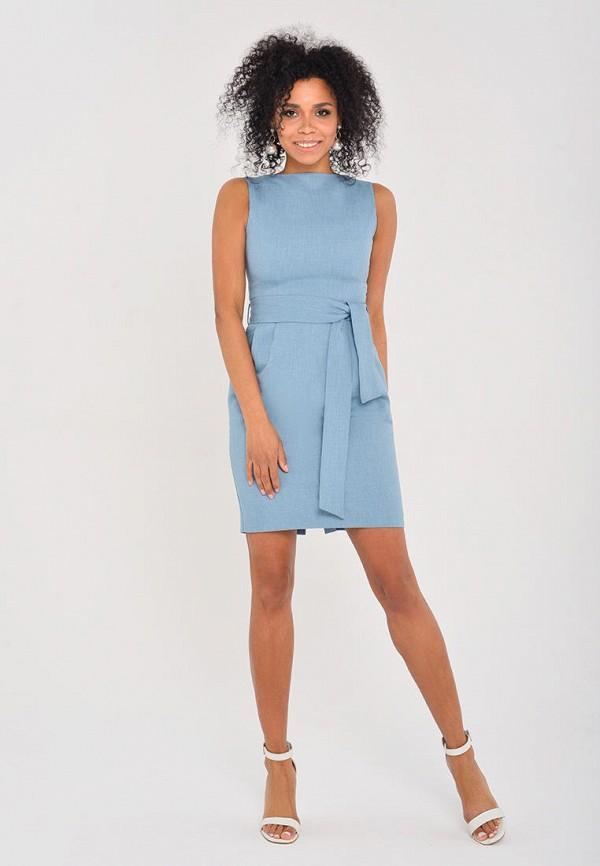 Платье Mondigo цвет голубой  Фото 2
