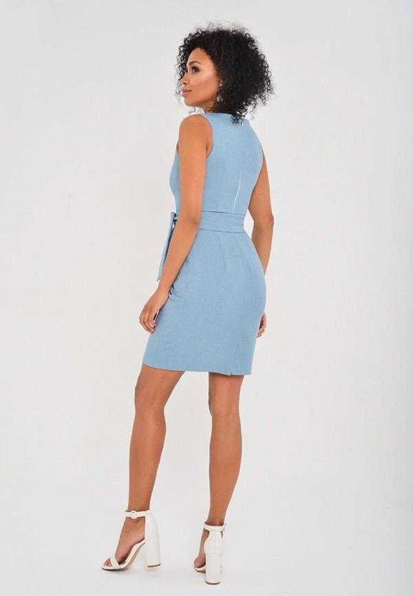 Платье Mondigo цвет голубой  Фото 3