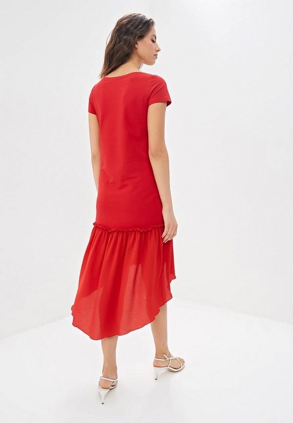 Платье Fashion.Love.Story цвет красный  Фото 3