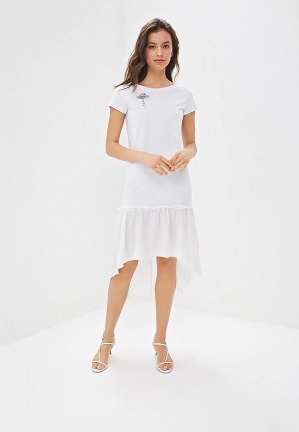 Платье Fashion.Love.Story цвет белый