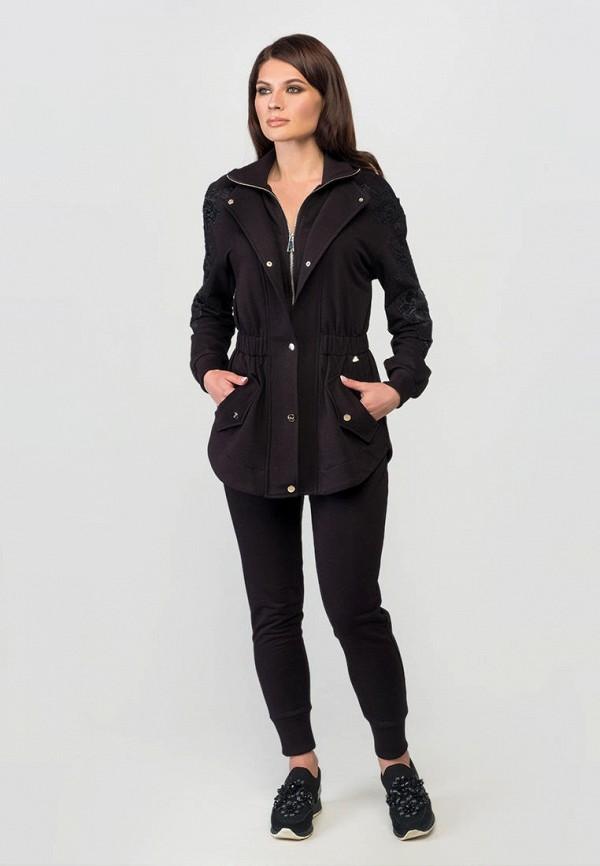 женский костюм o&j, черный