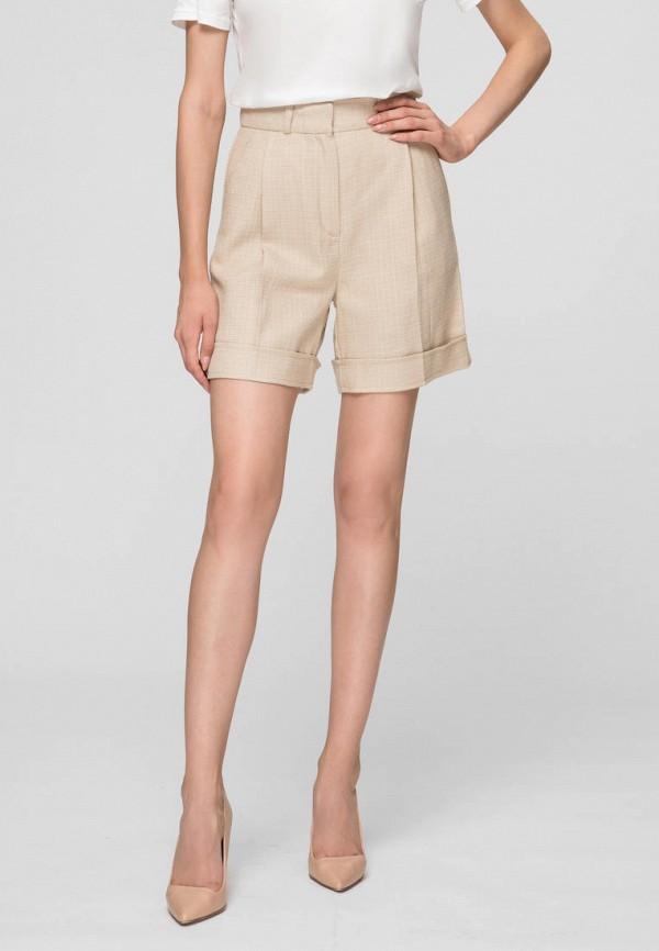женские повседневные шорты minimally, бежевые