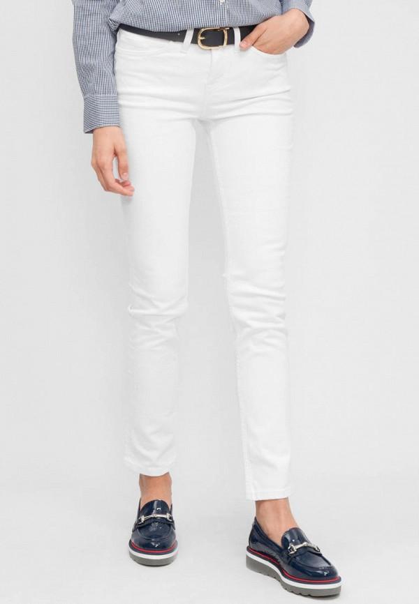 женские джинсы tommy hilfiger, белые