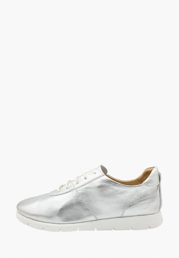 женские кроссовки darkwood, серебряные