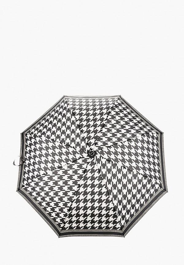 женский складные зонт doppler, разноцветный