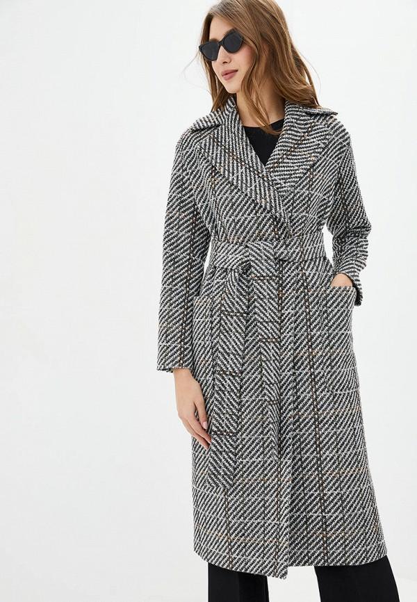 женское пальто jhiva, серое