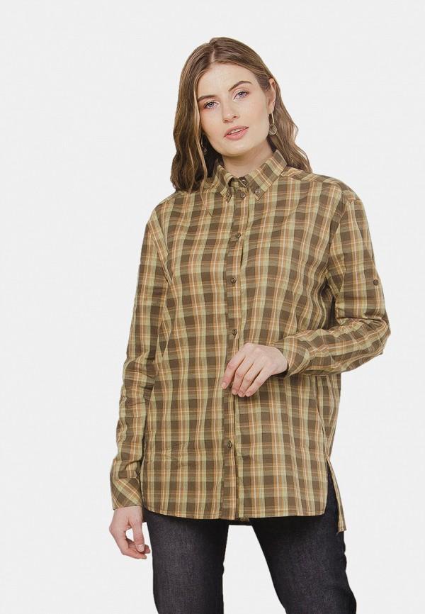женская рубашка с длинным рукавом mr520, разноцветная