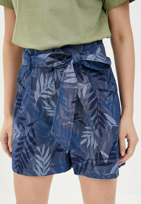 женские джинсовые шорты krismarin, синие