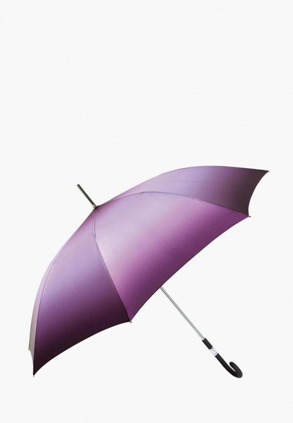 женский зонт-трости vogue, фиолетовый