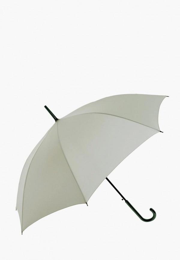 женский зонт-трости vogue, серый