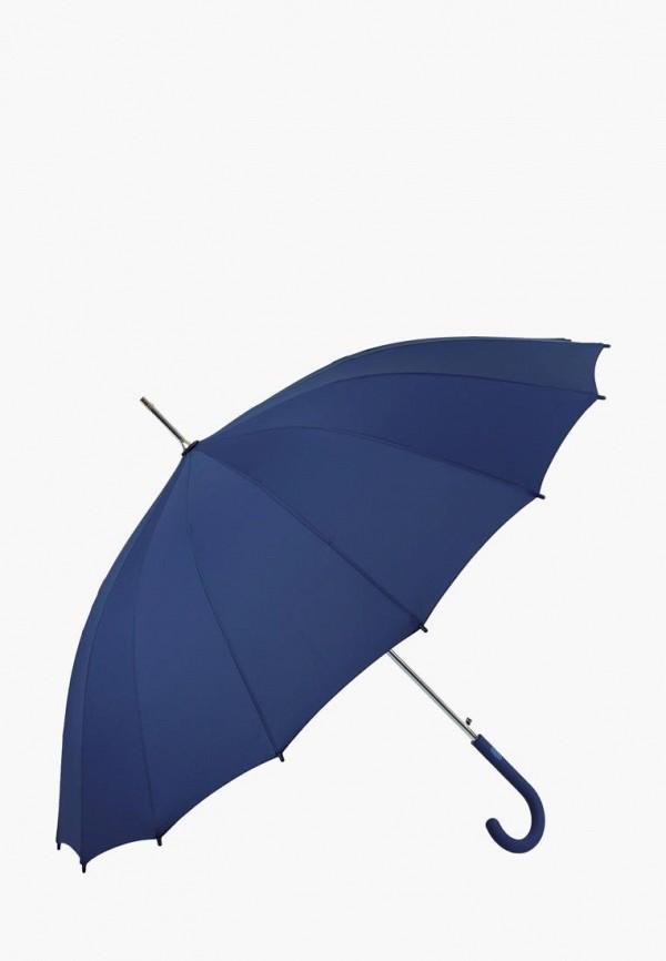 женский зонт-трости vogue, синий