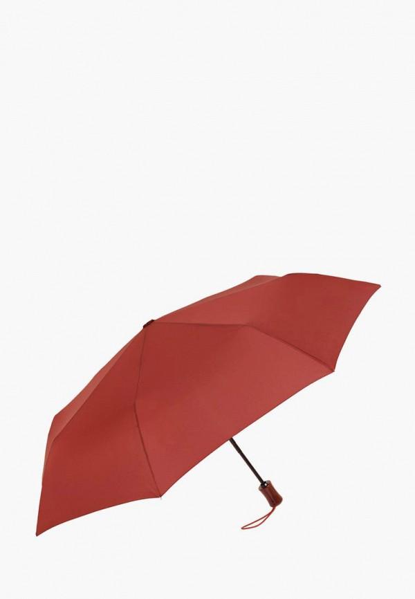 женский складные зонт vogue, бордовый