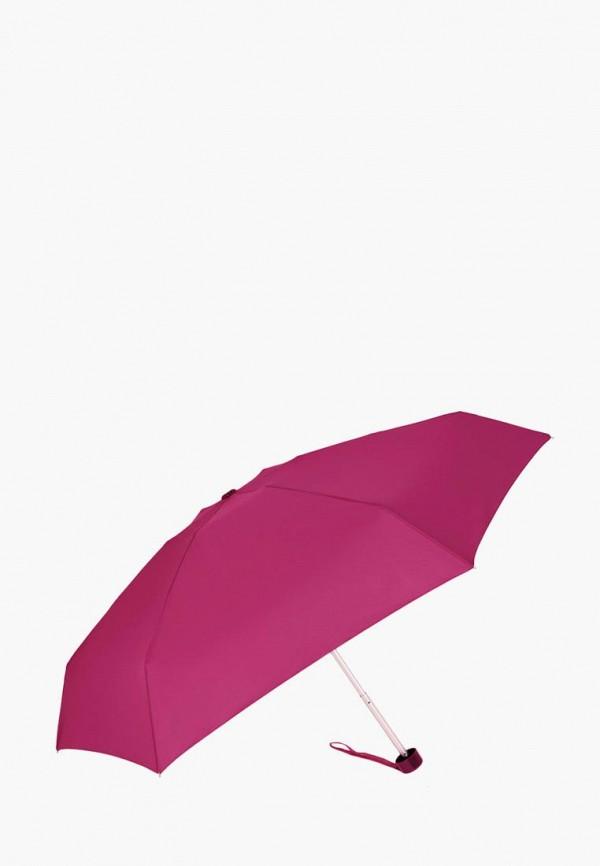 женский складные зонт vogue, розовый