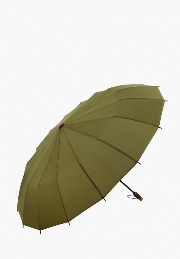 женский складные зонт vogue, хаки