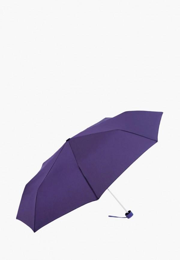 женский складные зонт vogue, фиолетовый