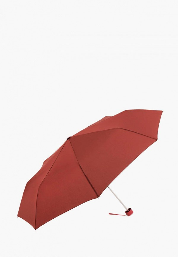 женский складные зонт vogue, красный