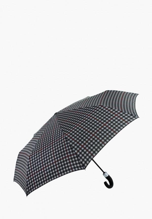 женский складные зонт vogue, серый