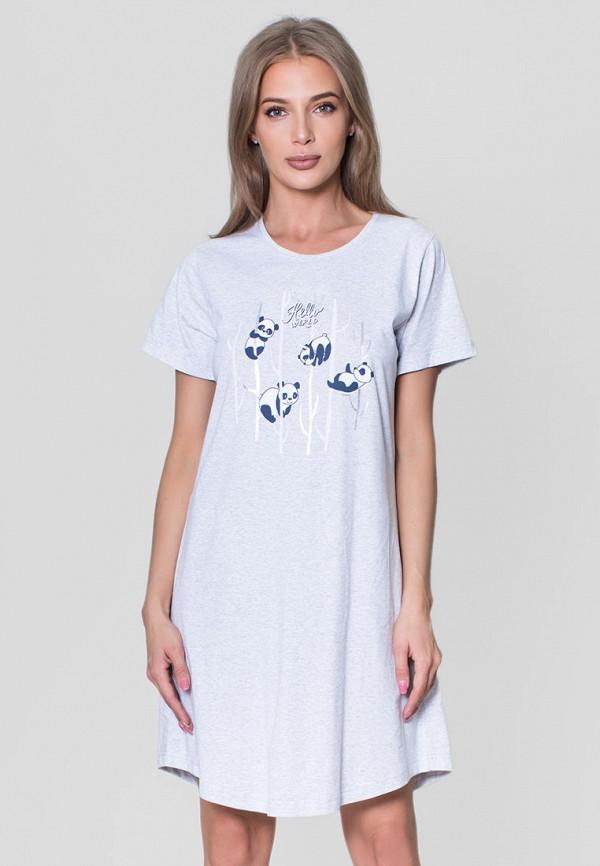 Платье домашнее Vienetta Vienetta MP002XW01YBN платье домашнее vienetta s secret arizona цвет черный 809170 0000 размер l 48