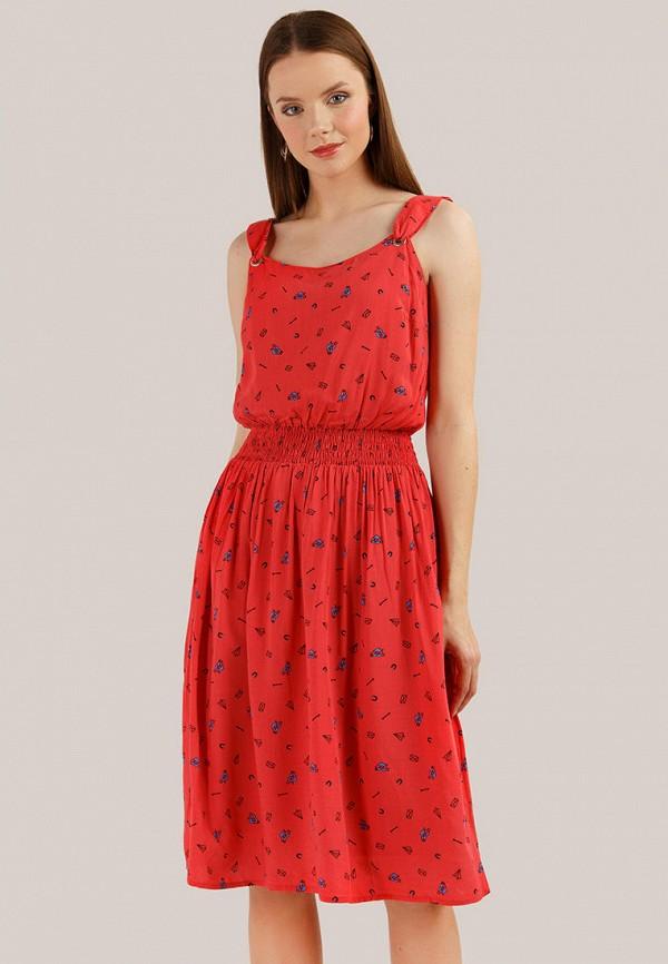 Сарафан Finn Flare Finn Flare MP002XW01YJH блузка женская finn flare цвет красный b18 32071 317 размер xl 50