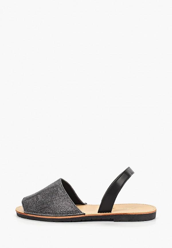 женские сандалии saivvila, черные