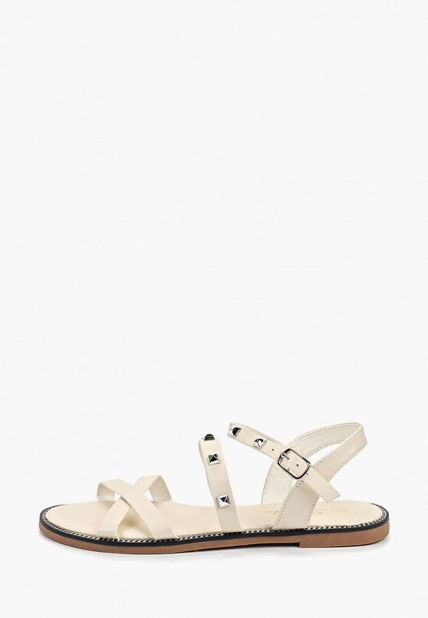 женские сандалии saivvila, белые