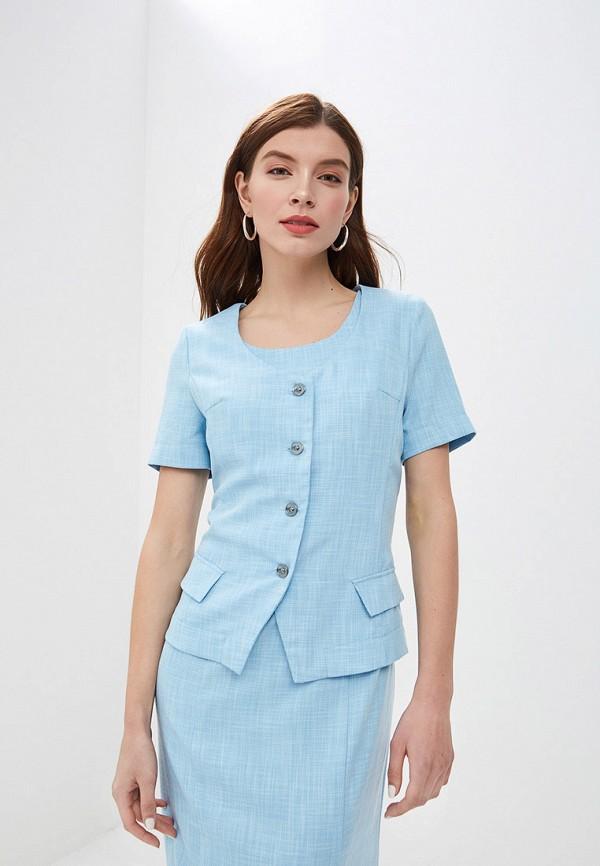 Блуза DizzyWay цвет голубой