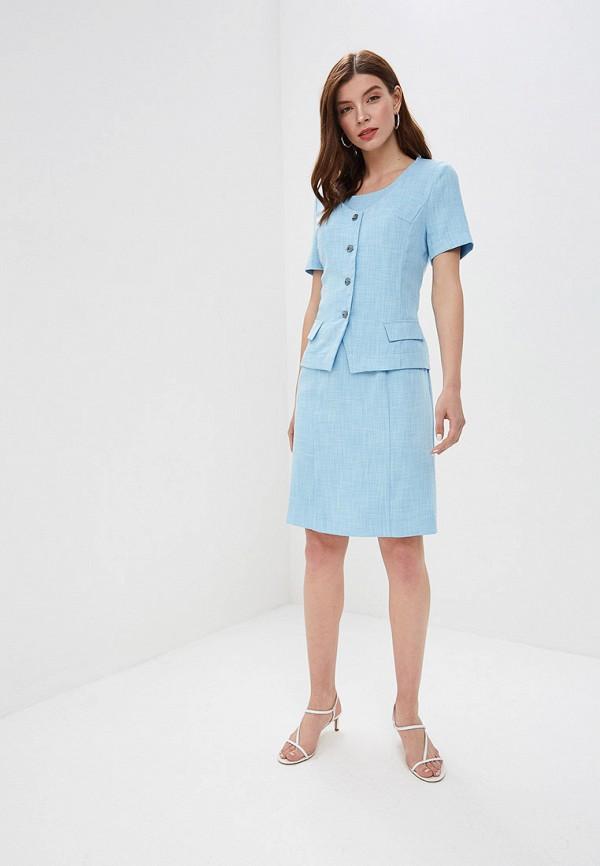Блуза DizzyWay цвет голубой  Фото 2