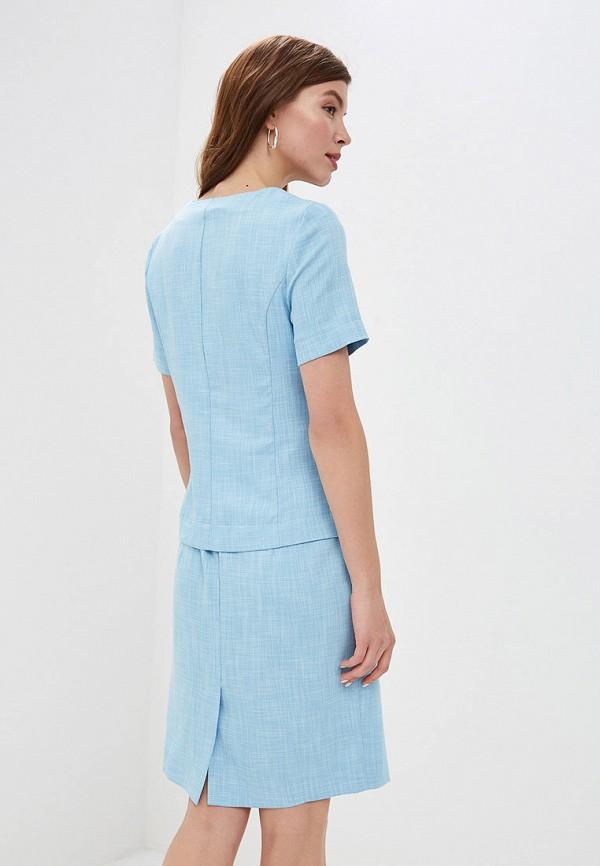 Блуза DizzyWay цвет голубой  Фото 3