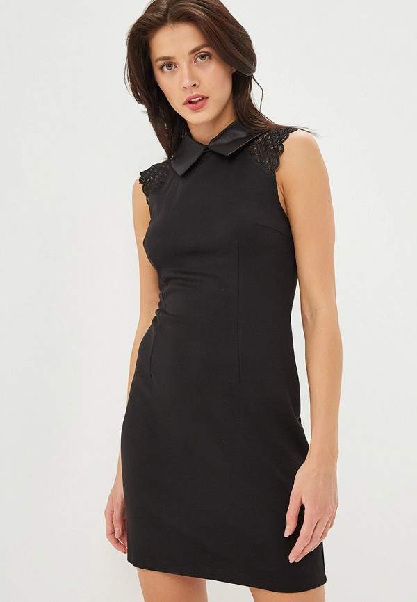 Фото - Платье Gepur черного цвета