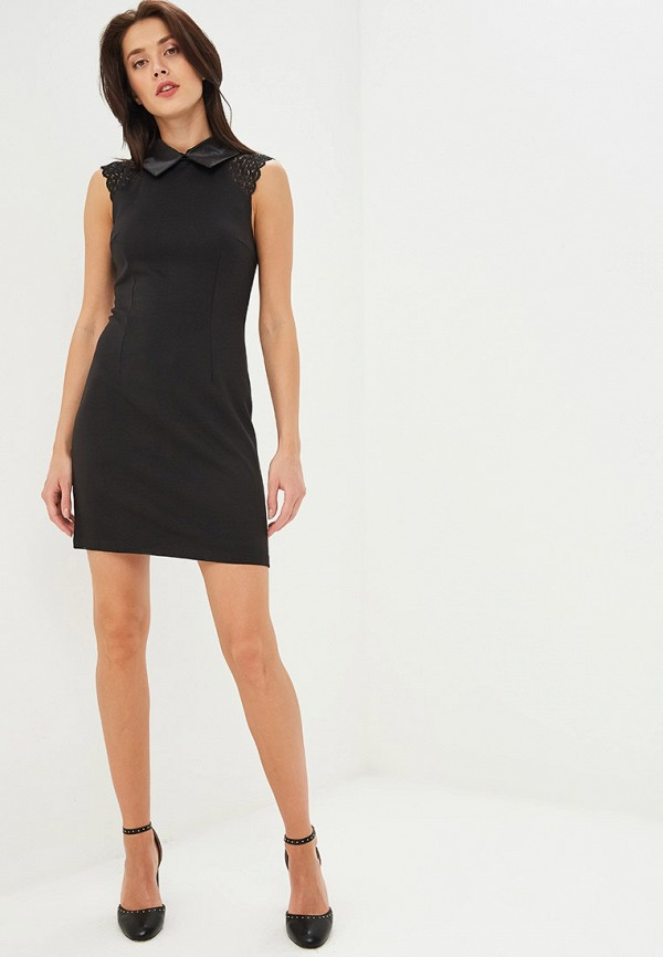 Фото 2 - Платье Gepur черного цвета