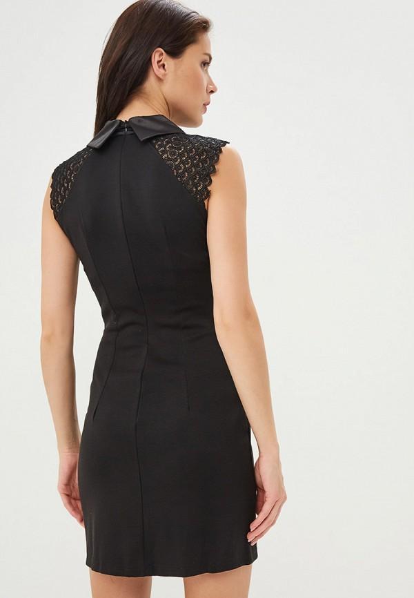 Фото 3 - Платье Gepur черного цвета