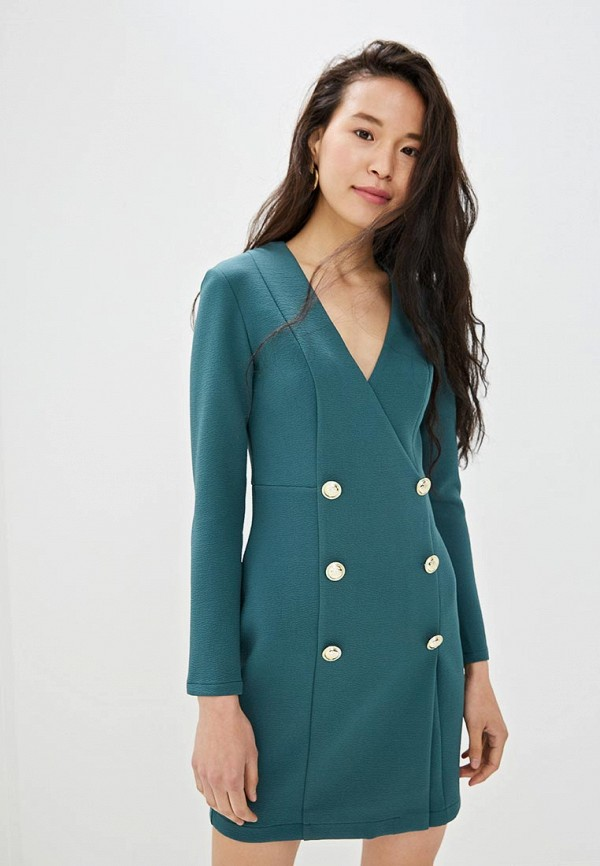 Фото - Платье Gepur зеленого цвета