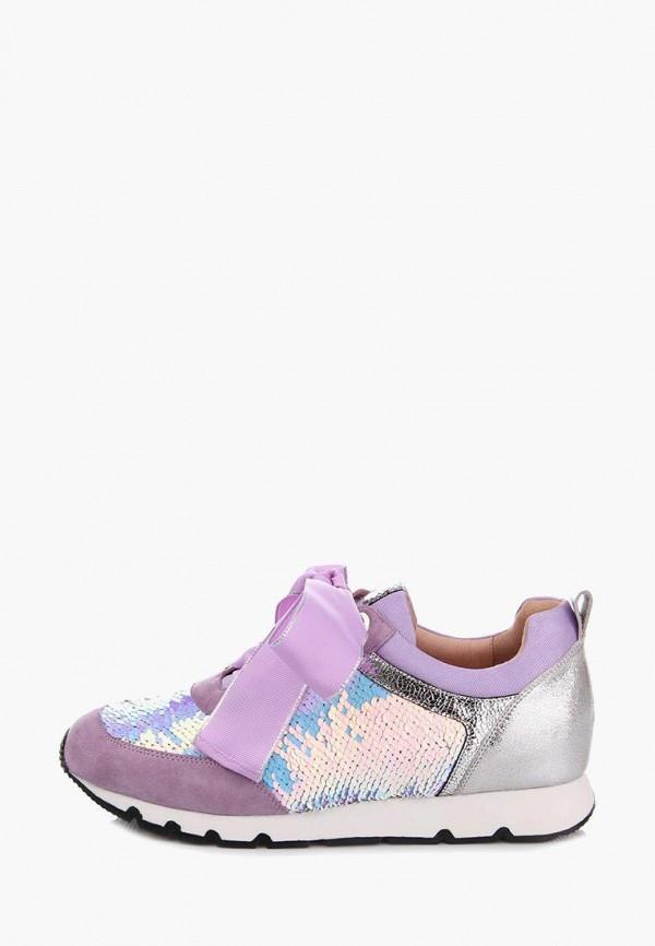 женские кроссовки ditto, фиолетовые