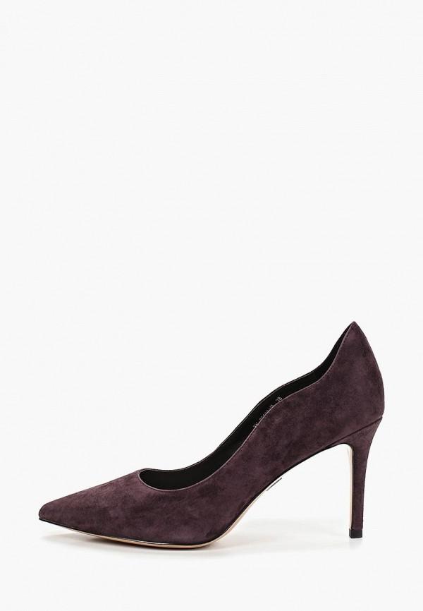 женские туфли elche, фиолетовые