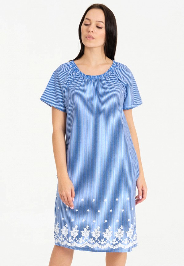 Платье домашнее Tenerezza Tenerezza MP002XW020E7 платье tenerezza tenerezza mp002xw0r4ze