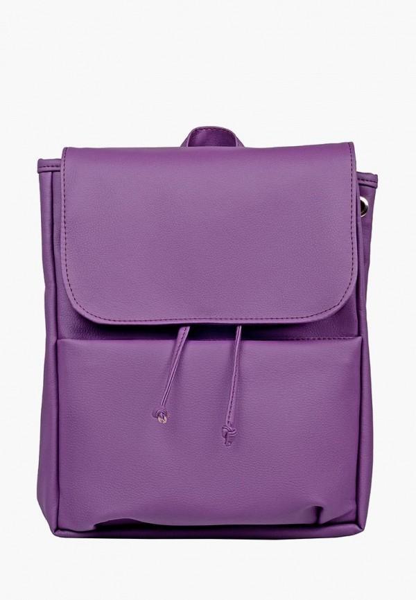 женский рюкзак sambag, фиолетовый